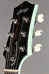 Collings Guitar 290, Seafoam Green, Lollar Gold Foil Pickups NEW Image 14