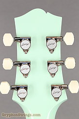 Collings Guitar 290, Seafoam Green, Lollar Gold Foil Pickups NEW Image 15