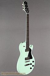 Collings Guitar 290, Seafoam Green, Lollar Gold Foil Pickups NEW Image 2