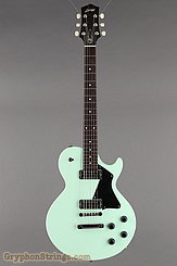 Collings Guitar 290, Seafoam Green, Lollar Gold Foil Pickups NEW Image 9