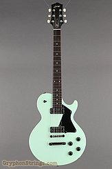 Collings Guitar 290, Seafoam Green, Lollar Gold Foil Pickups NEW Image 9