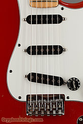 1979 Fender Guitar Stratocaster International Color-Moroccan Red-Hard Tail Image 11