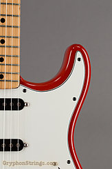 1979 Fender Guitar Stratocaster International Color-Moroccan Red-Hard Tail Image 13