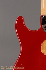 1979 Fender Guitar Stratocaster International Color-Moroccan Red-Hard Tail Image 17