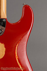 1979 Fender Guitar Stratocaster International Color-Moroccan Red-Hard Tail Image 18