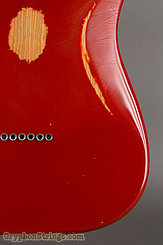 1979 Fender Guitar Stratocaster International Color-Moroccan Red-Hard Tail Image 20