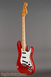 1979 Fender Guitar Stratocaster International Color-Moroccan Red-Hard Tail Image 8