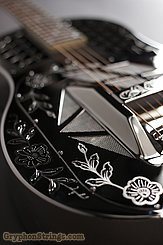 National Reso-Phonic Guitar STYLE 2 Tricone with Wild Rose design NEW Image 16
