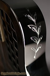 National Reso-Phonic Guitar STYLE 2 Tricone with Wild Rose design NEW Image 19