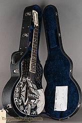 National Reso-Phonic Guitar STYLE 2 Tricone with Wild Rose design NEW Image 22