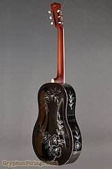 National Reso-Phonic Guitar STYLE 2 Tricone with Wild Rose design NEW Image 4