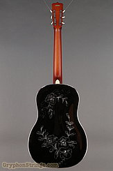 National Reso-Phonic Guitar STYLE 2 Tricone with Wild Rose design NEW Image 5