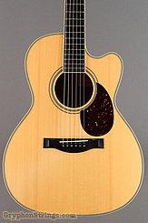 2005 Santa Cruz Guitar H Cutaway, Adironadack Image 10