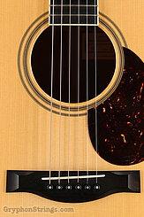 2005 Santa Cruz Guitar H Cutaway, Adironadack Image 11