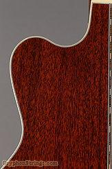 2005 Santa Cruz Guitar H Cutaway, Adironadack Image 17