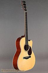 2005 Santa Cruz Guitar H Cutaway, Adironadack Image 2