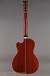 2005 Santa Cruz Guitar H Cutaway, Adironadack Image 5