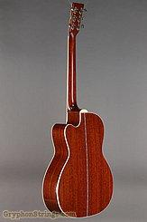 2005 Santa Cruz Guitar H Cutaway, Adironadack Image 6