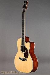 2005 Santa Cruz Guitar H Cutaway, Adironadack Image 8