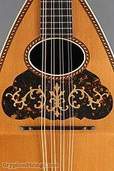 c.1905 Bauer Mandolin Monogram Image 11