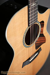 Taylor Guitar 614ce, V-Class NEW Image 16
