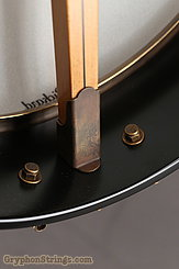 "Rickard Banjo Maple Ridge, 12"", Antiqued brass hardware NEW Image 15"