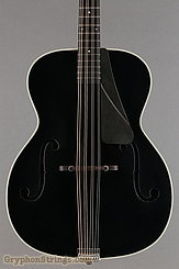 Northfield Octave Mandolin Archtop Octave Mandolin Black Top NEW Image 10
