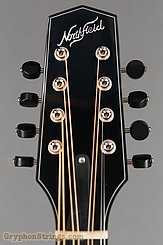 Northfield Octave Mandolin Archtop Octave Mandolin Black Top NEW Image 13