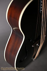 Northfield Octave Mandolin Archtop Octave Mandolin Black Top NEW Image 17