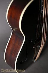 Northfield Octave Mandolin Archtop Octave Mandolin Black Top NEW Image 17