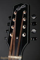 Northfield Octave Mandolin Archtop Octave Mandolin Black Top NEW Image 18