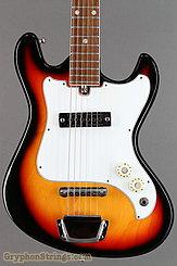 c. 1966 Kawai Guitar Tele-Star Single Pickup Image 10