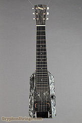 c. 1949 Nioma Guitar Gray Pearloid