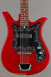 c. 1966 Teisco Guitar Tulip E-110 Image 6