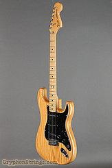 1979 Fender Guitar Stratocaster Natural Image 8