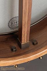 "Pisgah Banjo Pisgah Dobson 12"", Walnut Neck, Aged Hardware NEW Image 15"