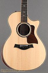 Taylor Guitar 812ce DLX NEW Image 10