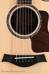 Taylor Guitar 812ce DLX NEW Image 11
