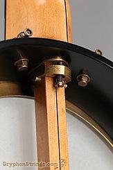 "Rickard Banjo Maple Ridge, 11"", Antiqued brass hardware NEW Image 14"