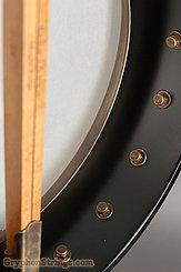 "Rickard Banjo Maple Ridge, 11"", Antiqued brass hardware NEW Image 16"
