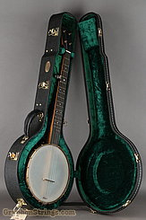 "Rickard Banjo Maple Ridge, 11"", Antiqued brass hardware NEW Image 23"