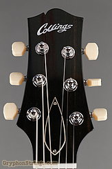 Collings Guitar 360 ST, Ash, Sonic blue NEW Image 13