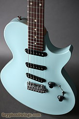 Collings Guitar 360 ST, Ash, Sonic blue NEW Image 16