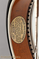 1925 Gibson Banjo TB-4 Hearts & Flowers Image 17