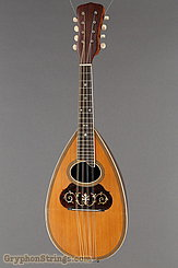 c. 1905 Unknown Mandolin 50 Ribs