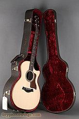 Taylor Guitar 714ce, V-Class NEW Image 17