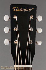 c.1970 Harmony Guitar H6390 Image 6