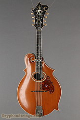 1907 Gibson Mandolin F-4, natural top