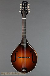Collings Mandolin MT Torrefied, ivoroid binding...
