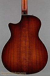 Taylor Guitar K24ce V-Class, AA Koa NEW Image 12